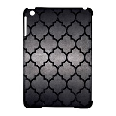 Tile1 Black Marble & Gray Metal 1 (r) Apple Ipad Mini Hardshell Case (compatible With Smart Cover)