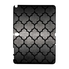 Tile1 Black Marble & Gray Metal 1 (r) Galaxy Note 1