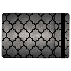 Tile1 Black Marble & Gray Metal 1 (r) Ipad Air 2 Flip