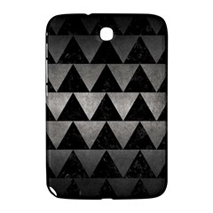 Triangle2 Black Marble & Gray Metal 1 Samsung Galaxy Note 8 0 N5100 Hardshell Case