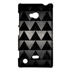 Triangle2 Black Marble & Gray Metal 1 Nokia Lumia 720