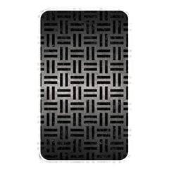 Woven1 Black Marble & Gray Metal 1 (r) Memory Card Reader