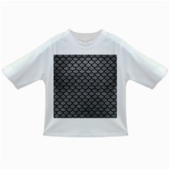 Scales1 Black Marble & Gray Leather (r) Infant/toddler T Shirts