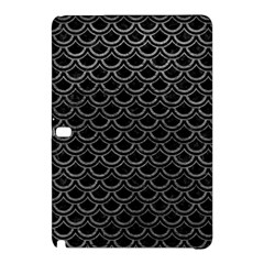 Scales2 Black Marble & Gray Leather Samsung Galaxy Tab Pro 10 1 Hardshell Case