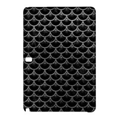 Scales3 Black Marble & Gray Leather Samsung Galaxy Tab Pro 12 2 Hardshell Case