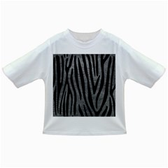 Skin4 Black Marble & Gray Leather Infant/toddler T Shirts