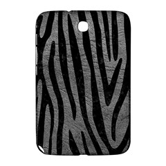 Skin4 Black Marble & Gray Leather Samsung Galaxy Note 8 0 N5100 Hardshell Case