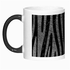 Skin4 Black Marble & Gray Leather (r) Morph Mugs