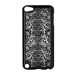 Damask2 Black Marble & Gray Metal 2 (r) Apple Ipod Touch 5 Case (black)