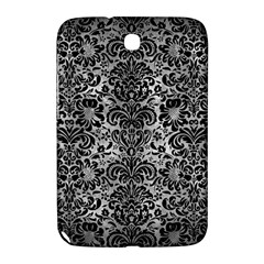 Damask2 Black Marble & Gray Metal 2 (r) Samsung Galaxy Note 8 0 N5100 Hardshell Case