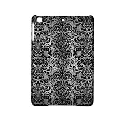 Damask2 Black Marble & Gray Metal 2 (r) Ipad Mini 2 Hardshell Cases