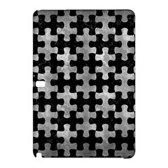 Puzzle1 Black Marble & Gray Metal 2 Samsung Galaxy Tab Pro 10 1 Hardshell Case