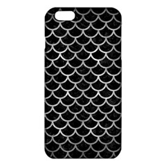 Scales1 Black Marble & Gray Metal 2 Iphone 6 Plus/6s Plus Tpu Case