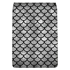Scales1 Black Marble & Gray Metal 2 (r) Flap Covers (s)