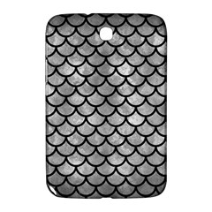 Scales1 Black Marble & Gray Metal 2 (r) Samsung Galaxy Note 8 0 N5100 Hardshell Case