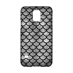 Scales1 Black Marble & Gray Metal 2 (r) Samsung Galaxy S5 Hardshell Case