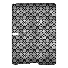 Scales2 Black Marble & Gray Metal 2 (r) Samsung Galaxy Tab S (10 5 ) Hardshell Case