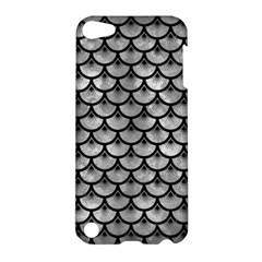 Scales3 Black Marble & Gray Metal 2 (r) Apple Ipod Touch 5 Hardshell Case