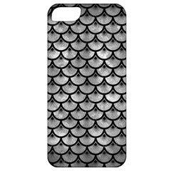 Scales3 Black Marble & Gray Metal 2 (r) Apple Iphone 5 Classic Hardshell Case