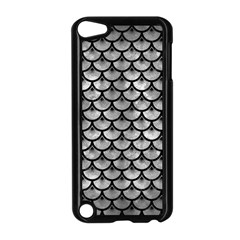 Scales3 Black Marble & Gray Metal 2 (r) Apple Ipod Touch 5 Case (black)