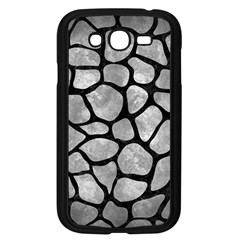 Skin1 Black Marble & Gray Metal 2 Samsung Galaxy Grand Duos I9082 Case (black)