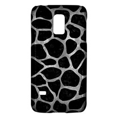Skin1 Black Marble & Gray Metal 2 (r) Galaxy S5 Mini