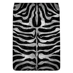 Skin2 Black Marble & Gray Metal 2 Flap Covers (l)