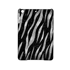 Skin3 Black Marble & Gray Metal 2 Ipad Mini 2 Hardshell Cases