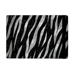 Skin3 Black Marble & Gray Metal 2 Ipad Mini 2 Flip Cases