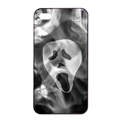 Creepy Halloween Apple Iphone 4/4s Seamless Case (black)