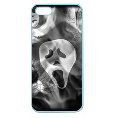Creepy Halloween Apple Seamless Iphone 5 Case (color)
