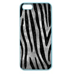 Skin4 Black Marble & Gray Metal 2 Apple Seamless Iphone 5 Case (color)