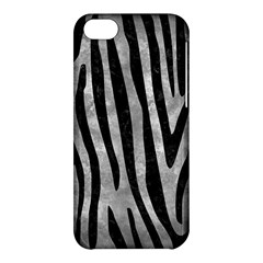 Skin4 Black Marble & Gray Metal 2 Apple Iphone 5c Hardshell Case