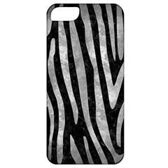 Skin4 Black Marble & Gray Metal 2 (r) Apple Iphone 5 Classic Hardshell Case
