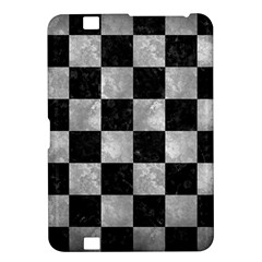 Square1 Black Marble & Gray Metal 2 Kindle Fire Hd 8 9