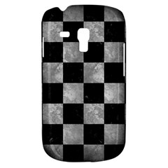 Square1 Black Marble & Gray Metal 2 Galaxy S3 Mini