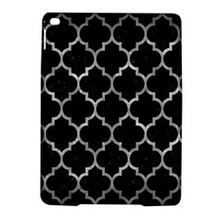 Tile1 Black Marble & Gray Metal 2 Ipad Air 2 Hardshell Cases