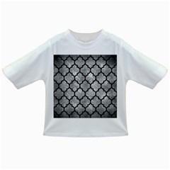 Tile1 Black Marble & Gray Metal 2 (r) Infant/toddler T Shirts