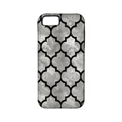 Tile1 Black Marble & Gray Metal 2 (r) Apple Iphone 5 Classic Hardshell Case (pc+silicone)
