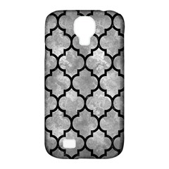 Tile1 Black Marble & Gray Metal 2 (r) Samsung Galaxy S4 Classic Hardshell Case (pc+silicone)