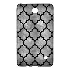 Tile1 Black Marble & Gray Metal 2 (r) Samsung Galaxy Tab 4 (8 ) Hardshell Case
