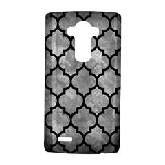 Tile1 Black Marble & Gray Metal 2 (r) Lg G4 Hardshell Case