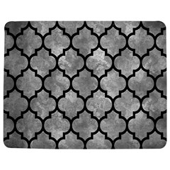 Tile1 Black Marble & Gray Metal 2 (r) Jigsaw Puzzle Photo Stand (rectangular)