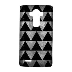 Triangle2 Black Marble & Gray Metal 2 Lg G4 Hardshell Case