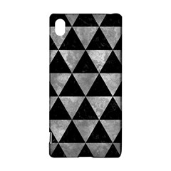 Triangle3 Black Marble & Gray Metal 2 Sony Xperia Z3+