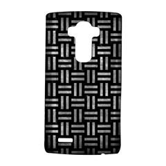 Woven1 Black Marble & Gray Metal 2 Lg G4 Hardshell Case