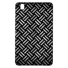 Woven2 Black Marble & Gray Metal 2 Samsung Galaxy Tab Pro 8 4 Hardshell Case