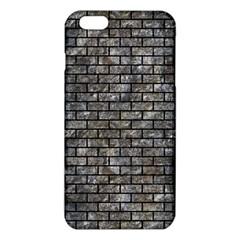 Brick1 Black Marble & Gray Stone (r) Iphone 6 Plus/6s Plus Tpu Case