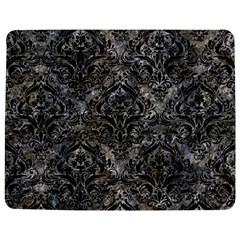 Damask1 Black Marble & Gray Stone (r) Jigsaw Puzzle Photo Stand (rectangular)