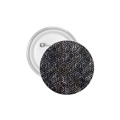 Hexagon1 Black Marble & Gray Stone (r) 1 75  Buttons